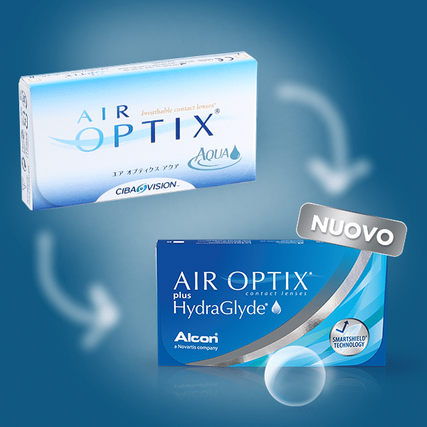 5482d750de Lentes de Contacto Air Optix Plus - Óptica Americana
