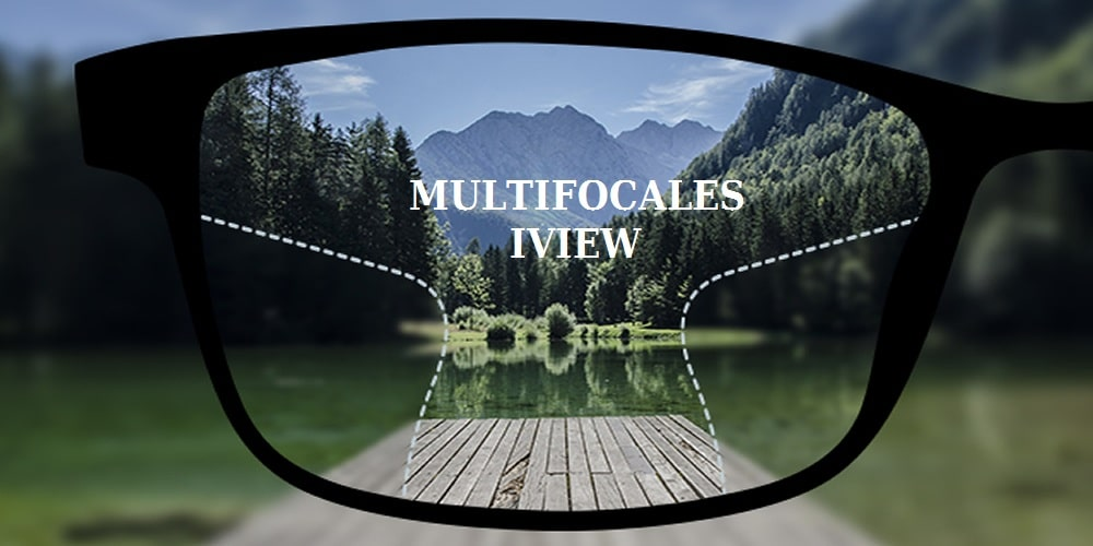 79f7b61ce3 Cristales Multifocales Iview - Óptica Americana